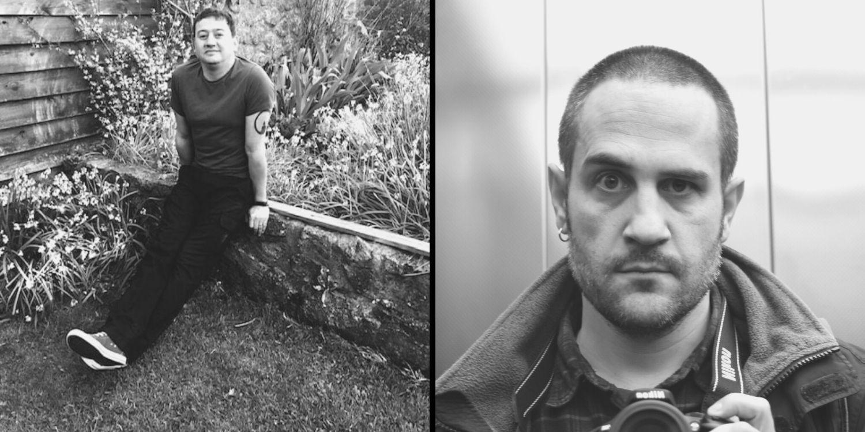 John Lugo-Trebble and Steven Cuffari on Voices from the Dark Episode 43